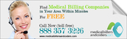 Find Medical Billing Companies Services in Ventura,  California