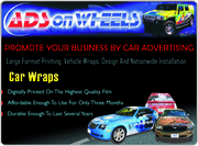 Boost Up Your Business by Wrapping Your Car