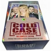Cold Case seasons 1-7 DVD Boxset