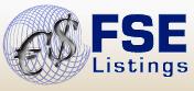 List your company on FSE listings