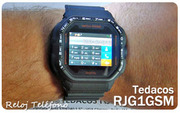 TEDACOS Watch Phone Wrist Cell GSM Bluetooth