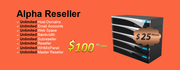 Unlimited Alpha Master Reseller