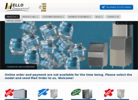 Melloicemachine Offers a Icemaker Machines .