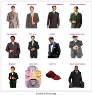 Suits for men to wear | Wedding suits | Italian suits ~~~
