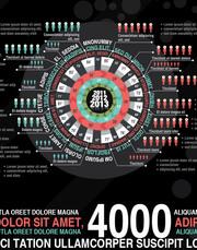 Online infographic Templates