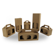 Get your Custom Die Cut Boxes from OXOPackaging